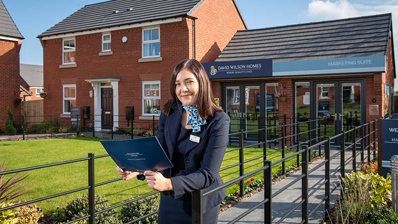 Housebuilder Busy At Sites Across West Midlands Region New Homes